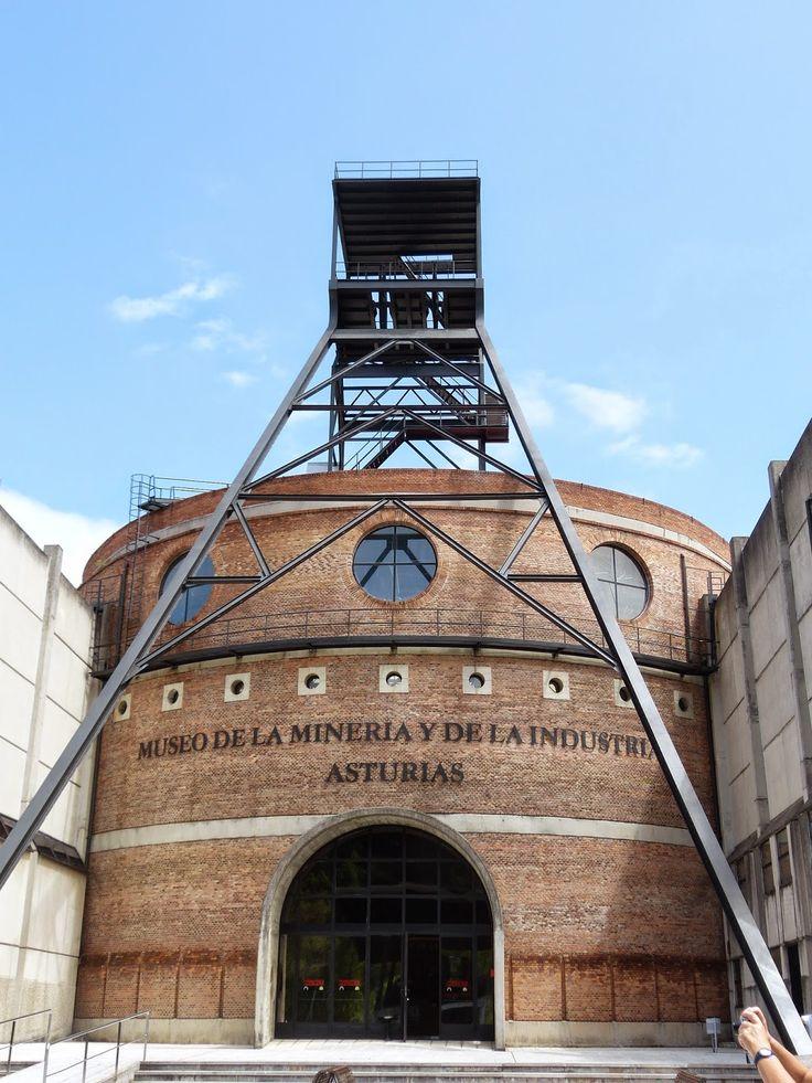 Aromas, sonidos, paisajes...: El museo de la mineria en Asturias MUMI