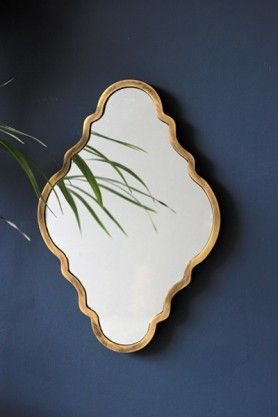 Ornate Framed Mirror - Large and Small  Patos