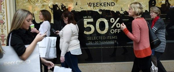 Kara Cuma (BlackFriday) erken geldi 'BlackFriday' erken geldi