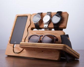 AUSVERKAUFT FÜR URLAUB LIEFERUNG ***  Das Dock Watch und Auge ist minimalistisch und eine Feature-Reich-Lösung für beide berechnen und