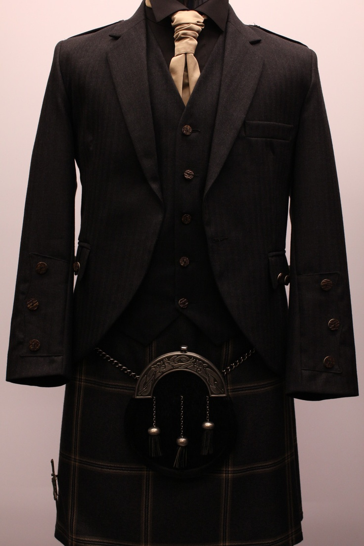 Eternity Kilt Formal.