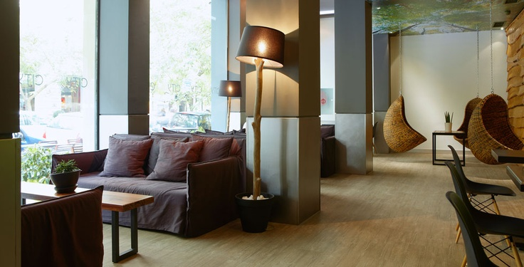 CITY HOTEL THESSALONIKI RENOVATION PROJECT. Ref: WD1002 Wood Green Grey
