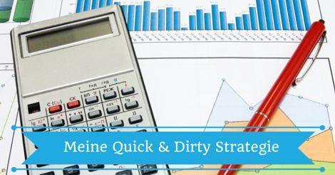 Geld anlegen ist so einfach - Meine Quick & Dirty Strategie | smart-reich-werden.de