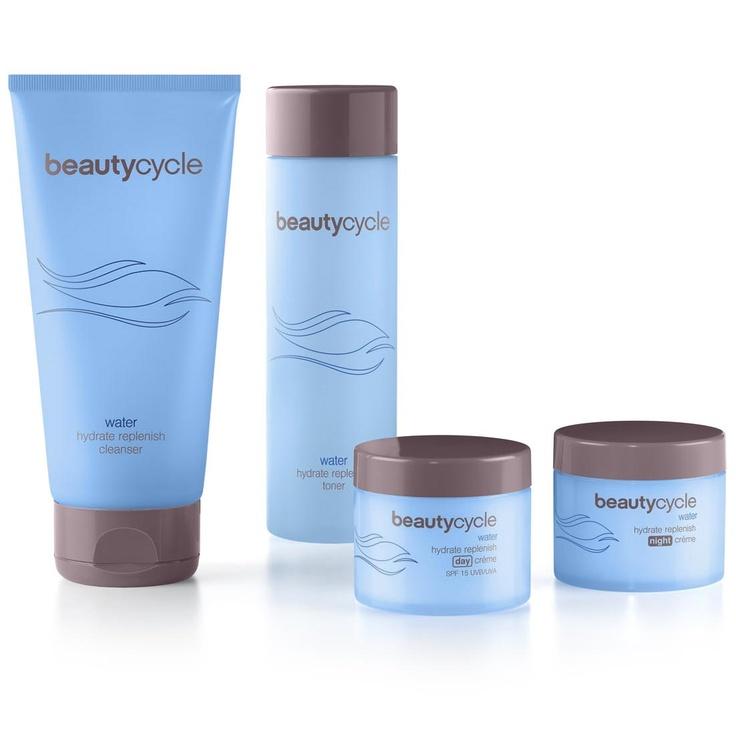 Conjunto de Productos beautycycle™ Agua   Amway  www.amway.es/user/beatrizrodriguez