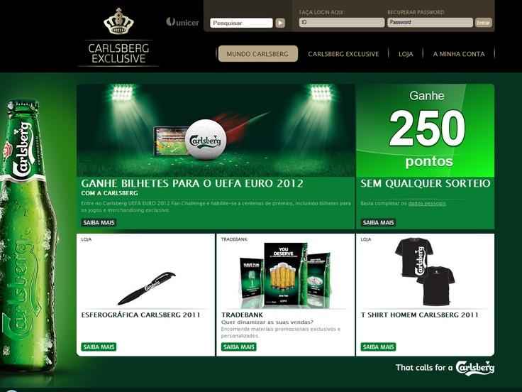 Top 10 Kentico Websites for June 2012 http://devnet.kentico.com/Blogs/Lenka-Navratilova/July-2012/Top-10-Kentico-Websites-for-June-2012.aspx Carlsberg Exclusive  Implemented by:  Rasgo Publicidade, Portugal  Kentico Certified Partner