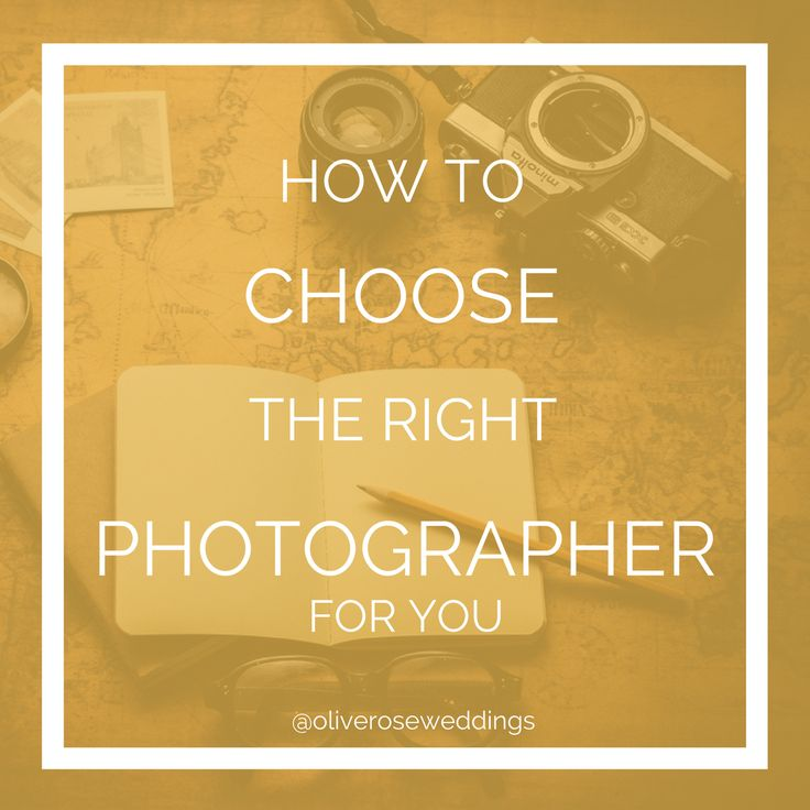 Choosing a photographer and / or a videographer for your wedding is a decision that requires much consideration.Follow my 4 tips to make the right decision