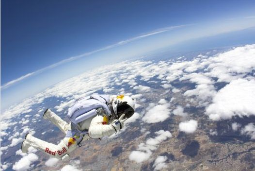 World's Highest Skydive From 120,000 Feet
