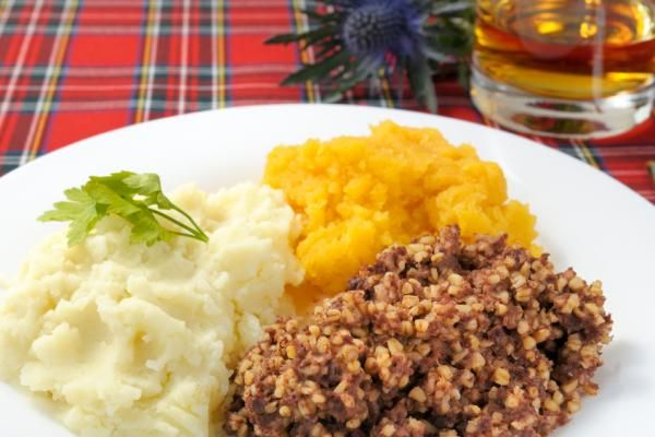 """Burns Night is annually celebrated in Scotland on or around January 25. It commemorates the life of the bard (poet) Robert Burns, who was born on January 25, 1759. The day also celebrates Burns' contribution to Scottish culture. Burns' best known work is """"Auld Lang Syne""""."""