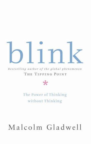 Blink, by Malcolm Gladwell. Three-word summary for the time-crunched: *TRUST YOUR INSTINCTS!*