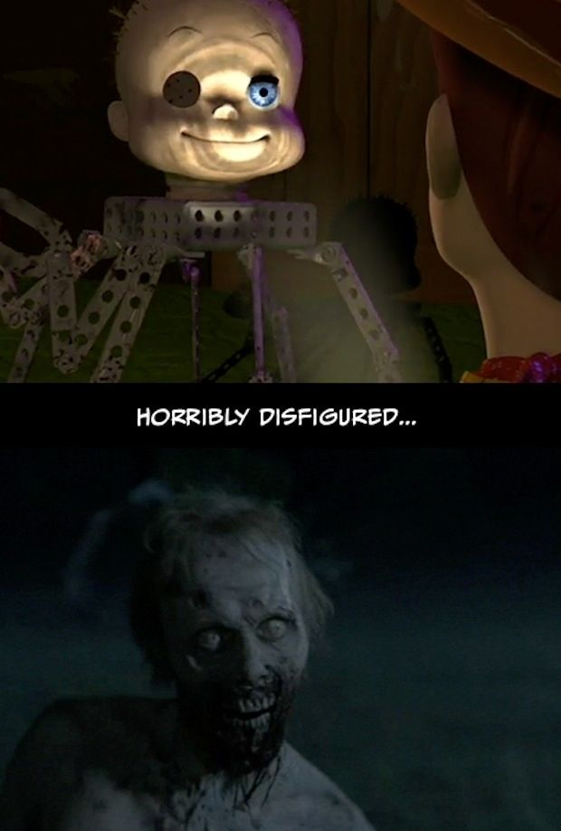 """Undeniable Proof That """"The Walking Dead"""" And """"Toy Story"""" Have The Exact Same Plot"""