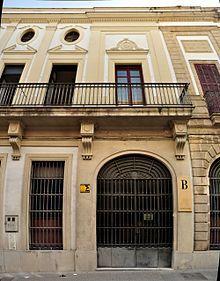 José Manuel Caballero Bonald: Sede de la Fundación Caballero Bonald.