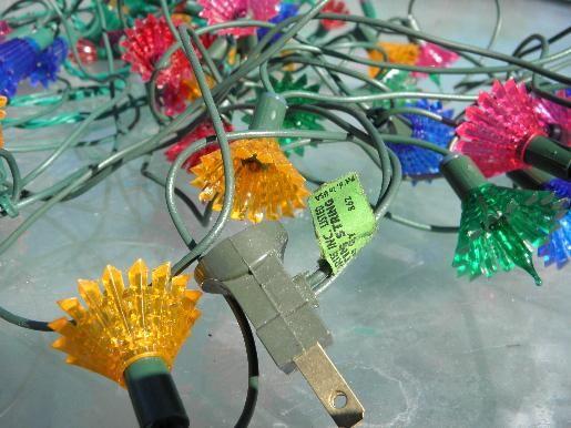 9 best Vintage Plastic Flower Lights images on Pinterest | Flower ...
