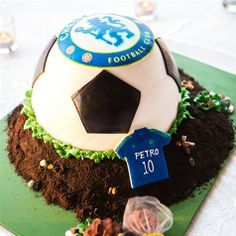 chelsea soccer groom's cake - Google Search