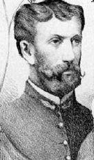 Alfredo Baignol Subteniente del Regimiento Valparaíso.