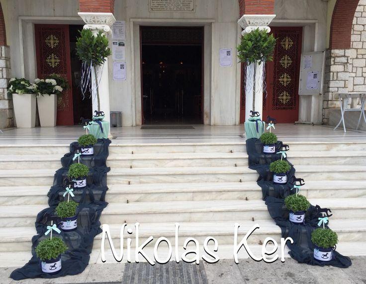 Στολισμός εκκλησίας www.nikolas-ker.gr