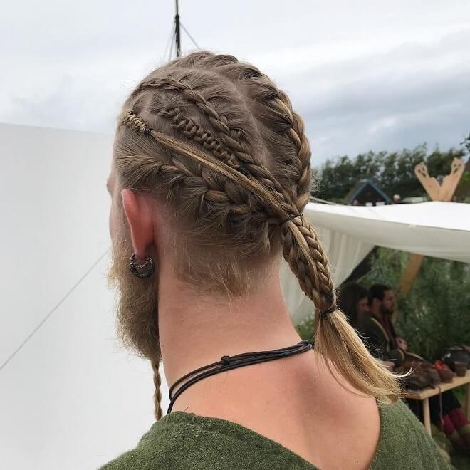 Viking Braids Viking Braids Long Hair Styles Men Mens Braids Hairstyles