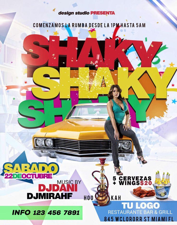 Shaky ShakyEste fin de semana se convertira en El Más Increíble de la temporada…