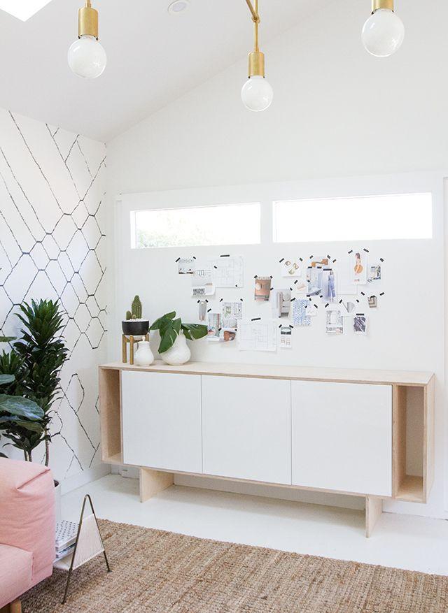DIY Credenza | smitten studio | Bloglovin'