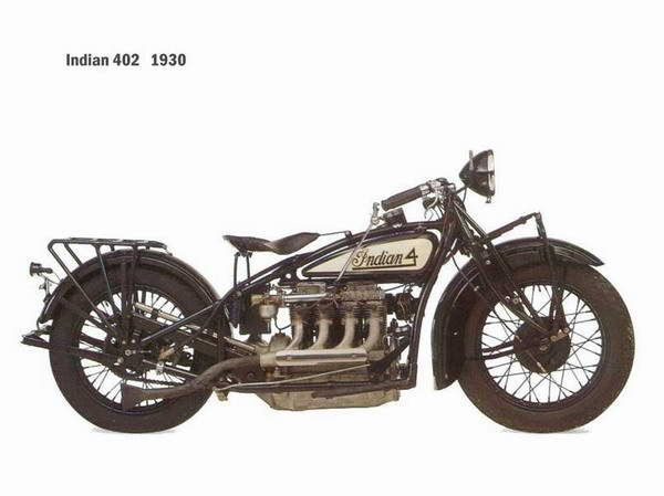 Antique Motorcycles