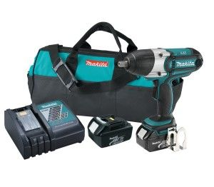 Makita XWT04 vs Makita XWT05 Review : Comparison between 2014 model of 1/2 Inch High Torque 18 Volt LXT Cordless Impact Wrench Kit