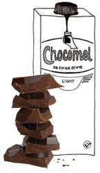 Echte chocolademelk