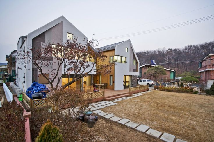 Sang Seng Jae  / Design Guild Gable wall