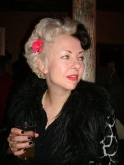 Cathi Unsworth, The Not Knowing (2005), London Noir (2006), The Singer (2007), Bad Penny Blues (2009)...