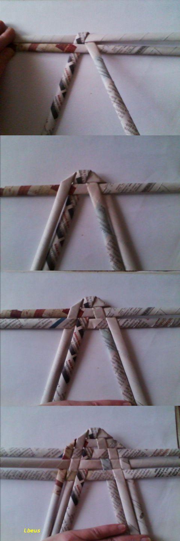 béka készítés papírfonással, lépésről-lépésre   folyt.köv. Spinning frog step by step