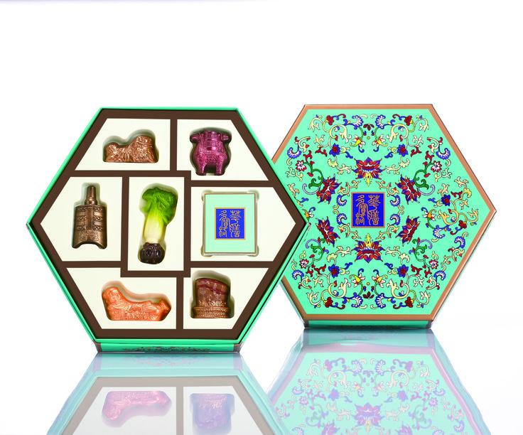 華膳多寶格巧克力 銷售成績亮眼 持續推出文創商品 (With images)   Decorative boxes. Gallery wall. Wedding cord