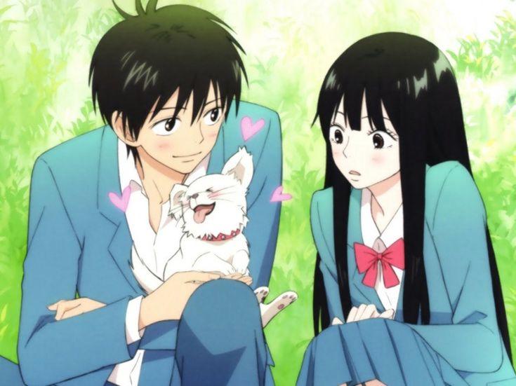 """14 Eternal Anime Couples - kazehaya e sawako """"sadako"""" - kimi ni todoke"""