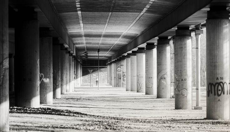 under the bridge by Johannes Scherwitzl on 500px