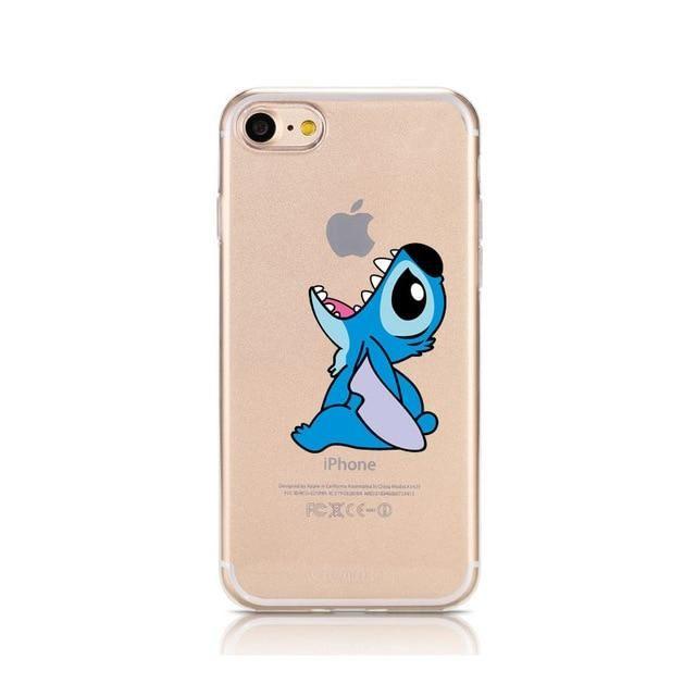 Disney Silicone iPhone Case | Disney phone cases, Iphone phone ...