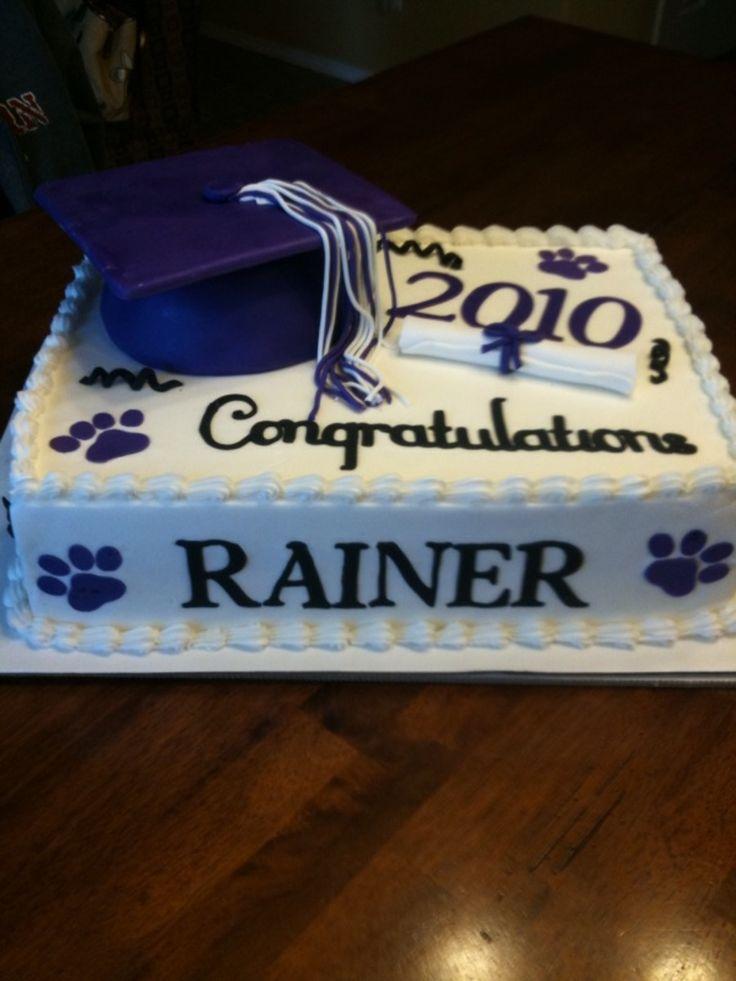 Graduation Sheet Cakes 17 Best images about g...