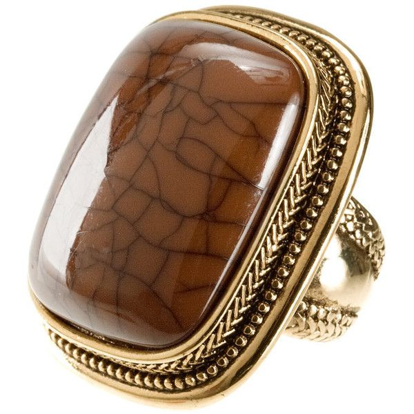 Ring ($2.91) ❤ liked on Polyvore featuring jewelry, rings, accessories, fillers, anelli, women, h&m rings and h&m jewelry