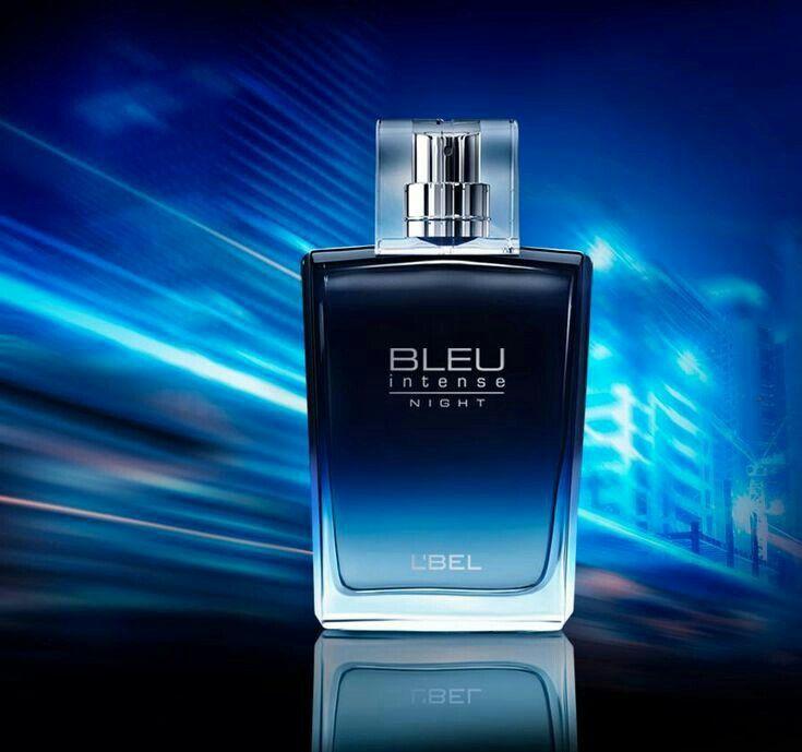 Blue Intense Night