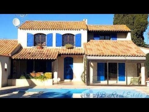 AB Real Estate France: #Béziers *** Bargain *** Charming villa, Languedoc Roussillon, Occitanie, South of France