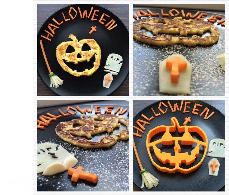 Halloween is one of the most thrilling and exciting events for almost everyone. Both kids and adult love Halloween because of various reasons. If you are one of them, it is a good idea to consider a product like the egg-pancake shape this coming Halloween.