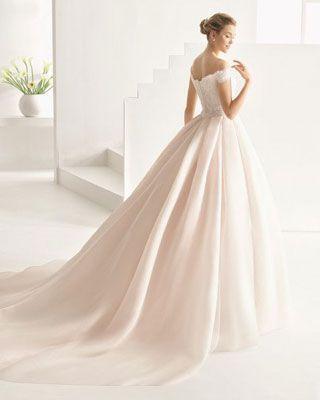 Tipologie e modelli di abiti da sposa: gonna ampia e a-line - Matrimonio.it: la guida alle nozze