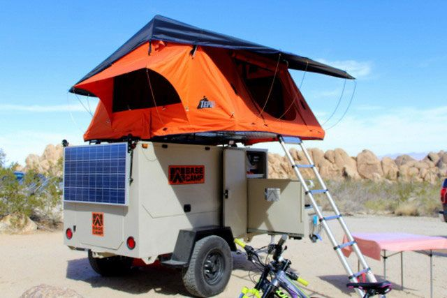 BorderLand Trailers are such a versatile product.  Whether you are prepping, hunting, camping, hiking, fishing, or whatever it might be, BorderLand Trailers can enhance and improve your ability to do so.  Which is also why there are such a wide variety of options and upgrades that you can have as part of your BorderLand Trailer.