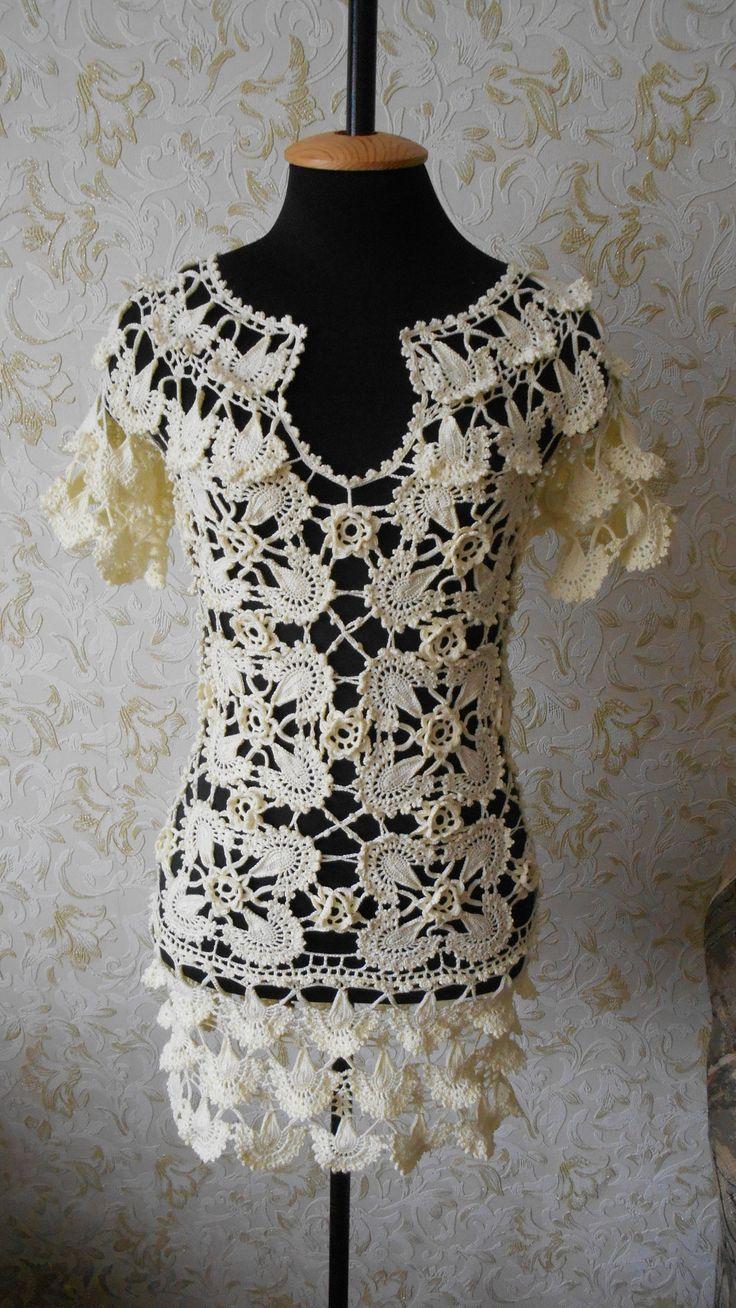#knitting#custom#knitdress#crochet #crochetdress#pointelledress #women'sdress