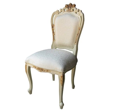 Traditional french style chair 39 cannes 39 http www for French style dining room furniture