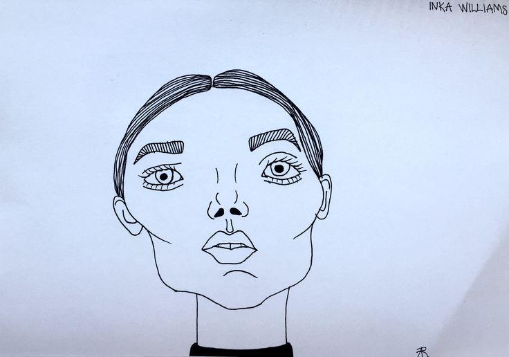 Inka Williams. - Astrid Rosenberg