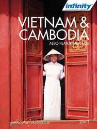 What better way to welcome you to the week than with the exciting news that the Vietnam & Cambodia brochure has gone to print!! It's due to hit the shelves by the end of October 2014 but you can check it out online right now.