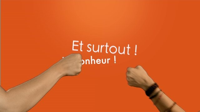 #Backstage - Les voeux non officiels de l'agence. Toute l'équipe www.imagescreations.fr vous souhaite une très belle année 2013 !