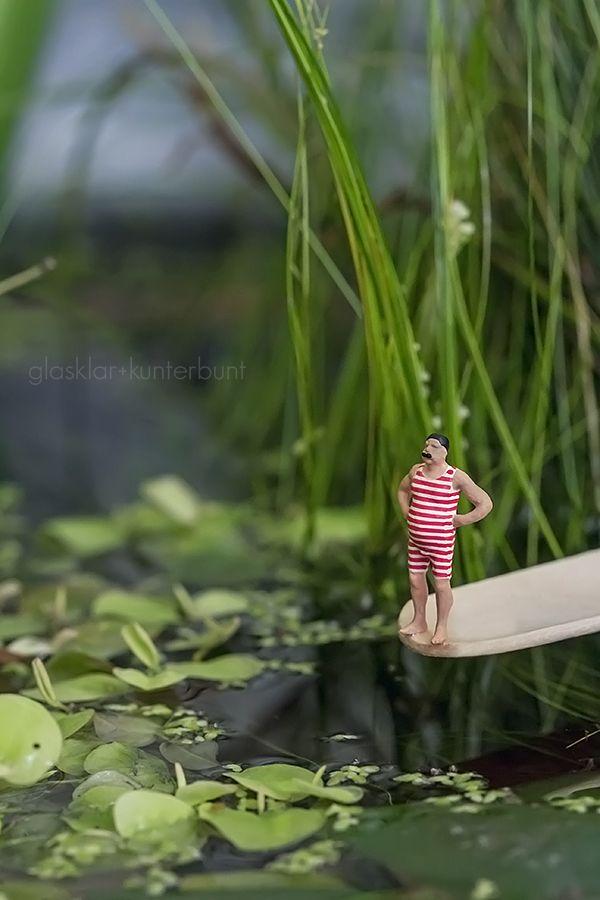 Little spa visitor by glasklar+kunterbunt