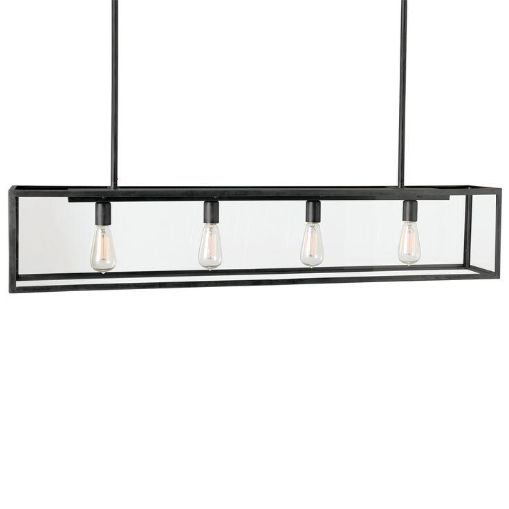 Best 25 rectangular pendant light ideas on pinterest dining fascinating rectangular pendant light aloadofball Images