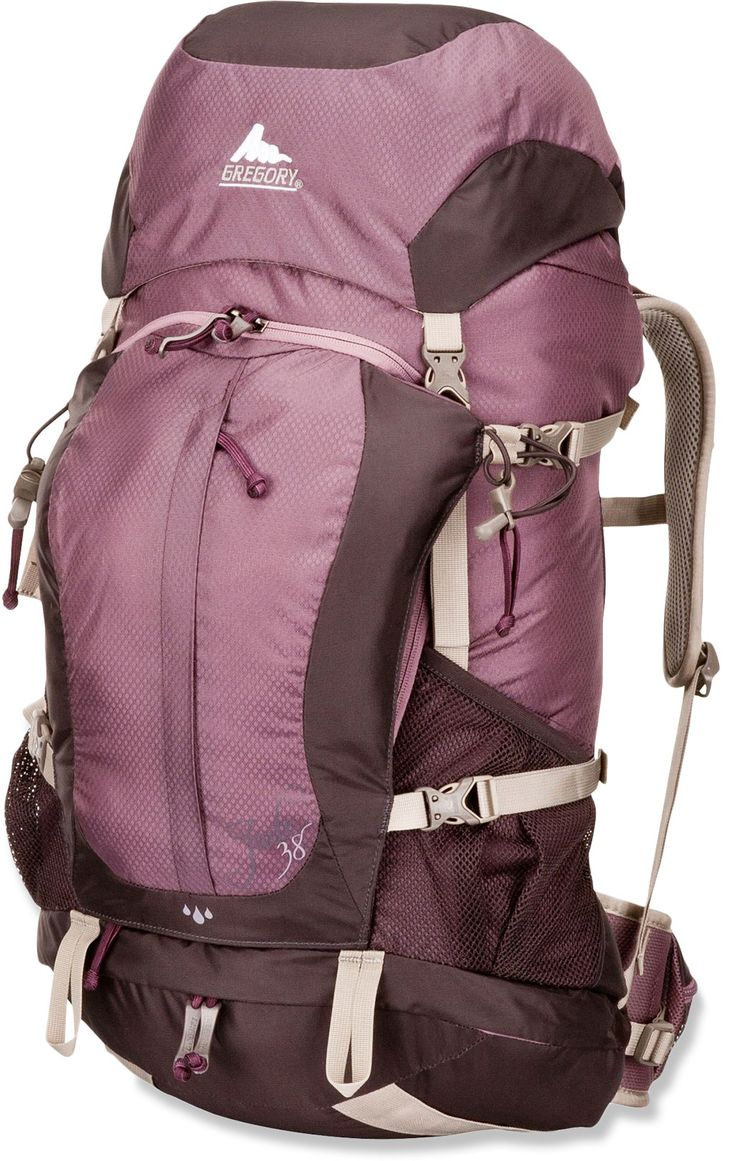 Or sleeping bags clothes pegs optional fairy lights optional - Gregory Women S Jade 38 Pack Good Size For A Weekend Trip Or Longer If