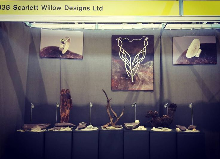 "5 Likes, 5 Comments - Scarlett Willow Designs (@scarlettwillowd) on Instagram: ""All set up! After a nightmare drive, I am ready!  #bctf2017 #bctf #harrogate #jeweller #handmade…"""