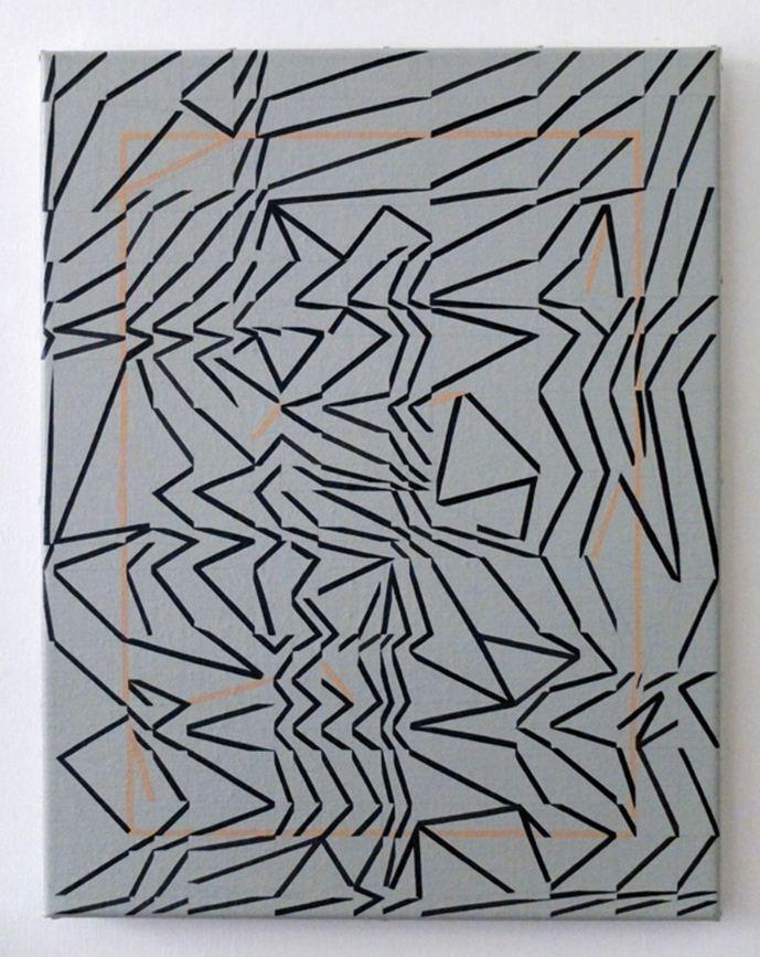 Lemonnier. Selina Foote. Acrylic on canvas.