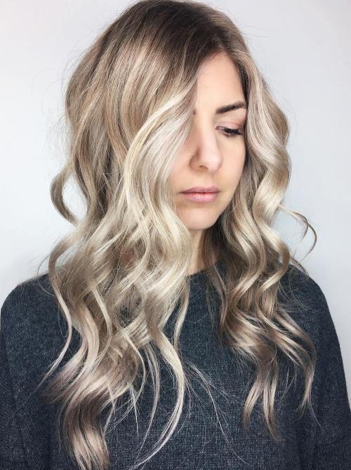 Exklusive 2019 lange wellige Frisuren, die einfach schön sind #excessive #exklusiv #lange #schön #gewellt #von #einfach #einzelnommen   – fais-le toi même
